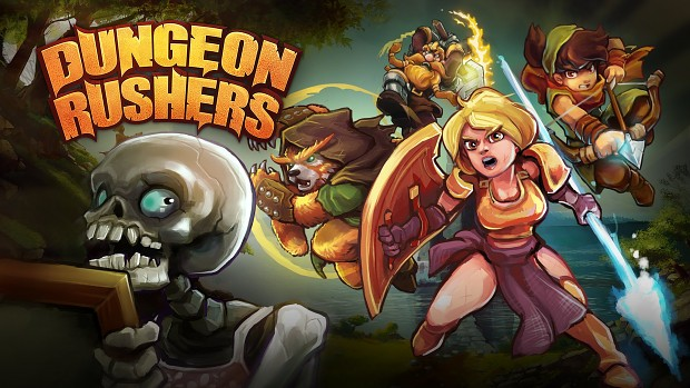 [Mac] Dungeon Rushers v1.2.2
