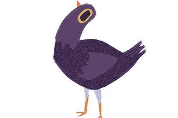 Purple Dove Invasion