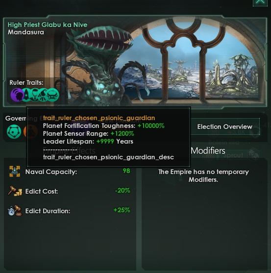 Stellaris Imba Mod 1.6.1 ver 3