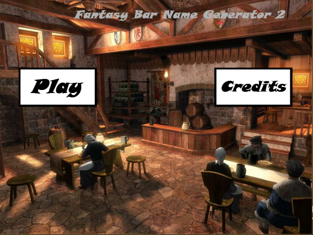 Fantasy Bar Name Generator 2 (1.1)