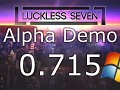 Luckless Seven Alpha 0.715 for Windows