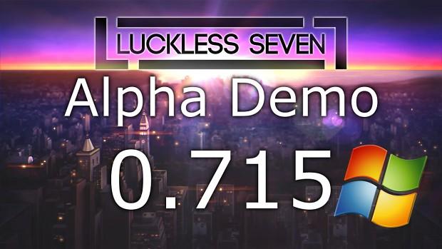 Luckless Seven Alpha 0.715 for Windows