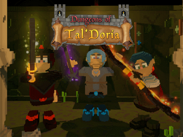 Dungeons of Tal'Doria Alpha v1b