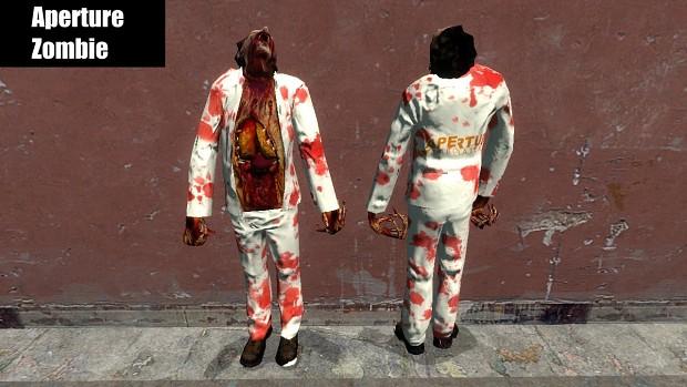 Aperture Zombie