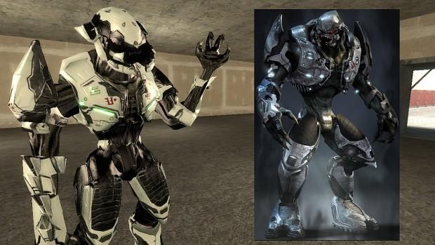 Halo wars 1 - Elite
