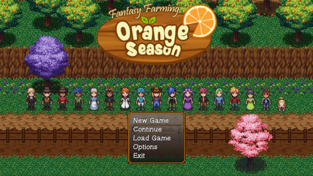 Orange Season Demo 0.2.6.6