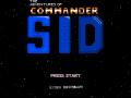 Commander Sid DEMO