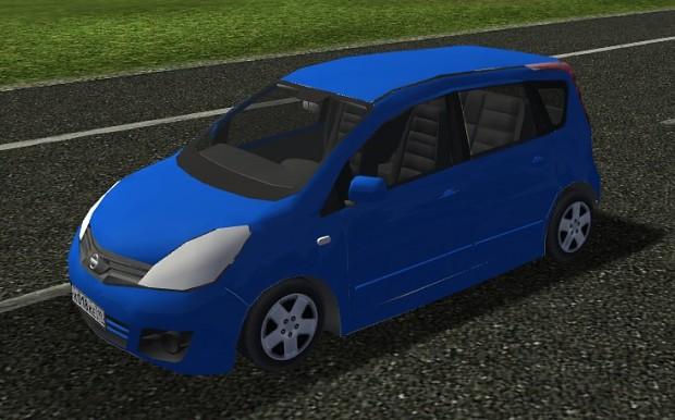 "Nissan Note 2009 ""Kurmin"""