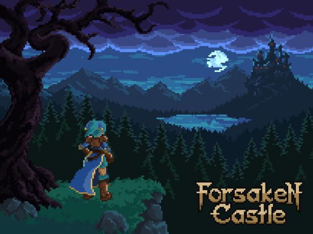 Forsaken Castle Pre-Alpha v1.1 Build (Mac)