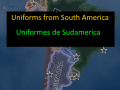 South American uniforms v1