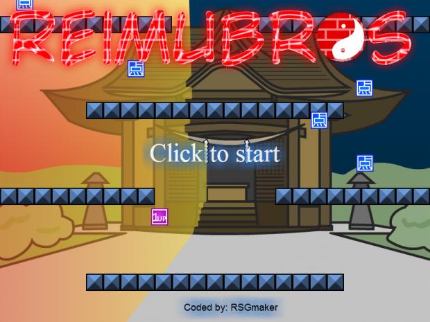 ReimuBros 2.0.5b