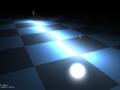Bezier Path Lighting XNA