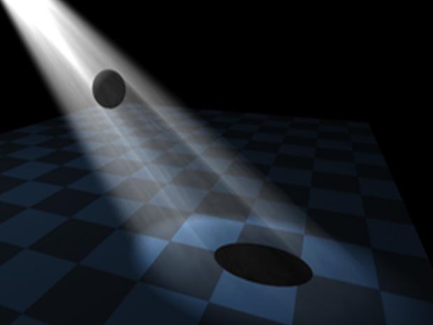 Light Shaft Rendering XNA
