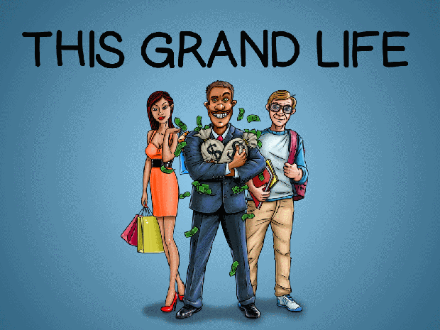 This Grand Life Alpha Demo 1.0