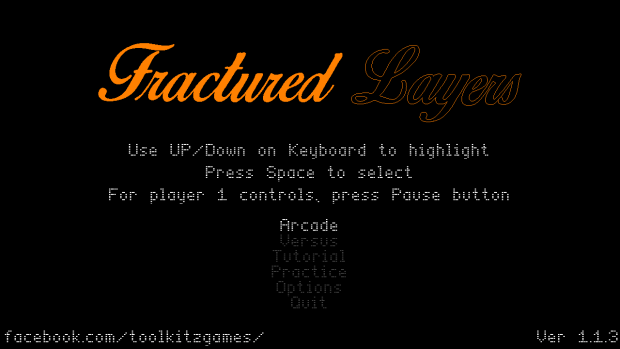 fractured layers 113