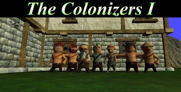PC version. The Colonizers. Mission Kill The Isis