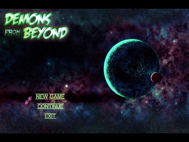 Demons From Beyond - DEMO VERSION (ACT 1)