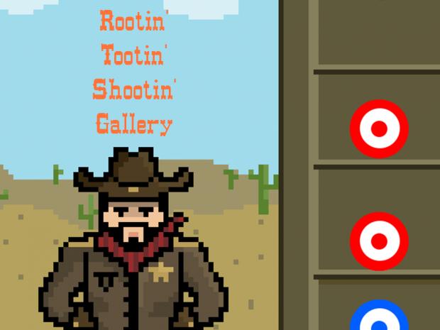 Rootin' Tootin' Shootin' Gallery (Windows 32-bit)