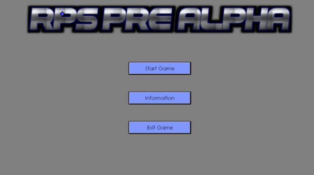 RPS Pre Alpha Demo Gameplay [PUBLIC]