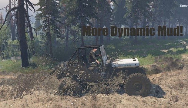 More Dynamic Mud FINAL for Spintires
