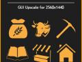 Catalyst -GUI Upscale 2560X1440p