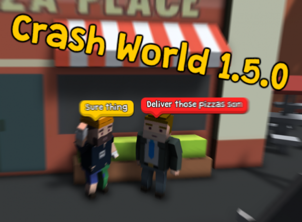 Crasg World Linux 1.5