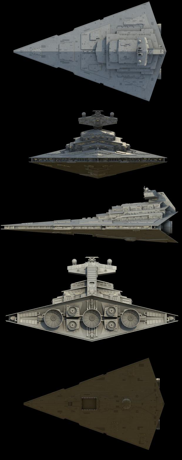 Imperial I Star Destroyer