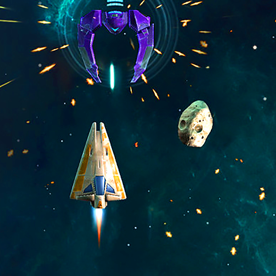 Space Shooter PC3D A4 01