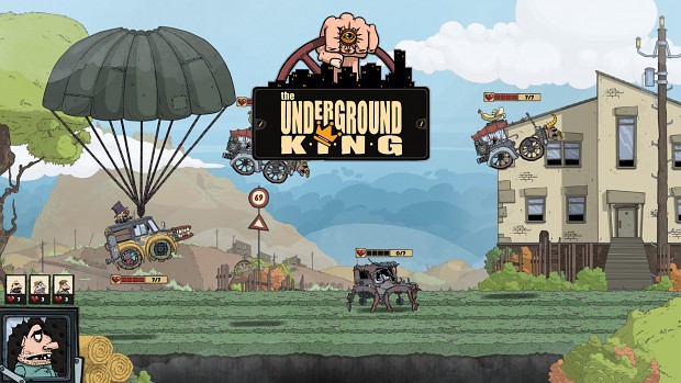 The Underground King - LinuxDemo v2