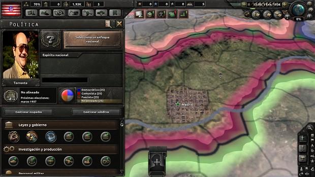 Divided Spain v 1.4.0