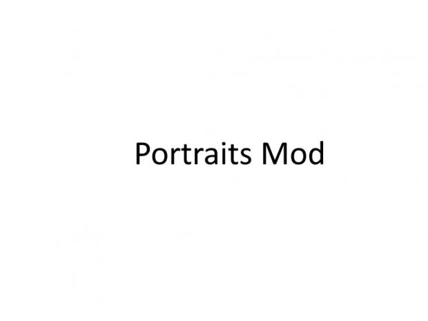 Portraits v2