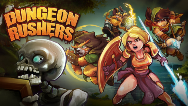 Dungeon Rushers  Android v1 3 24