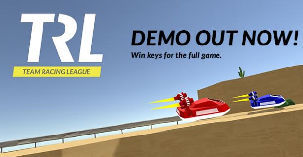 Team Racing League Demo