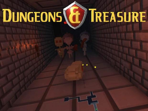 Dungeons & Treasure VR Showcase v0.3a - Demo
