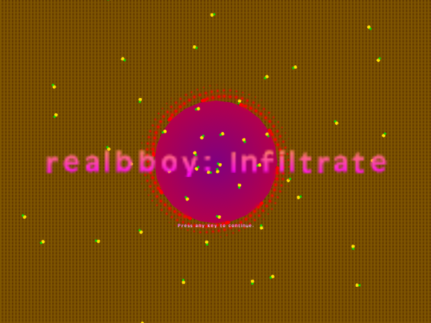 realbboy Infiltrate 1 1 0 0