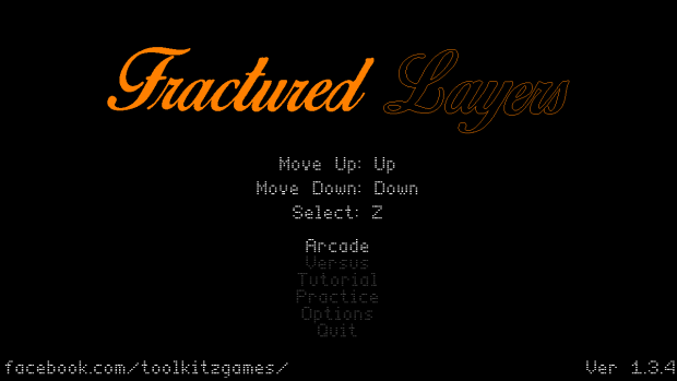 fractured layers 134