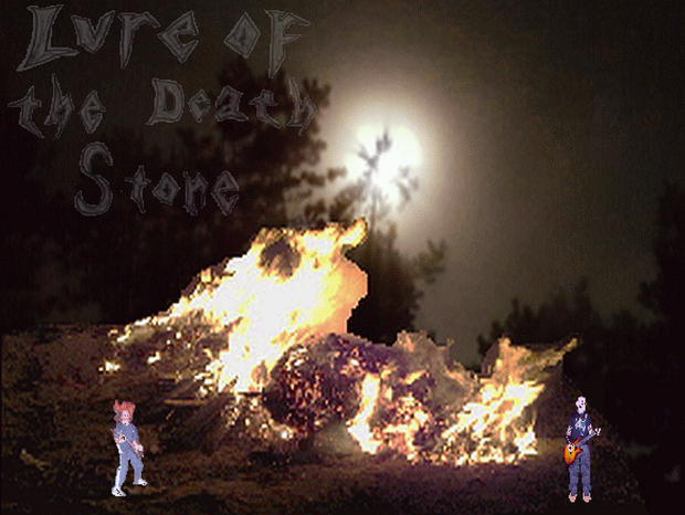 Lure of the Death Stone
