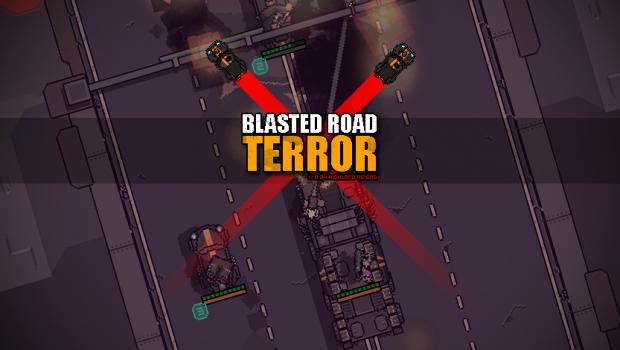 Blasted Road Terror v.0.24 - Highland Riders
