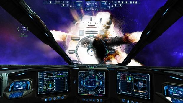 Evochron Legacy Version 1.718 Demo...