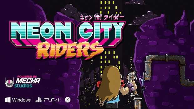 Neon City Riders Demo