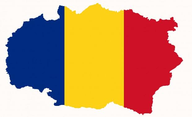 Greater Romania Borders 2