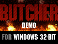 BUTCHER Demo (Windows 32-bit)