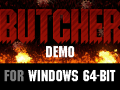 BUTCHER Demo (Windows 64-bit)