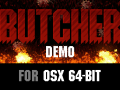 BUTCHER Demo (Mac 64-bit)