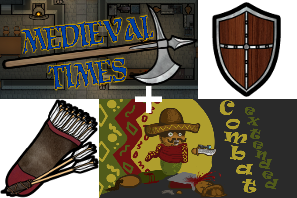 Medieval Times + Combat Extended Compatibility Mod