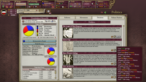 Historical Project Mod - Version 0.3.7