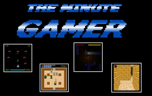 The Minute Gamer Setup