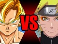 Dragonballz VS Naruto