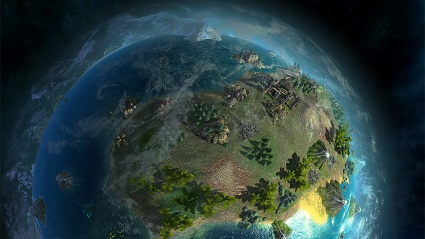 "Imagine Earth Demo Alpha 35 ""Atmosphere"""