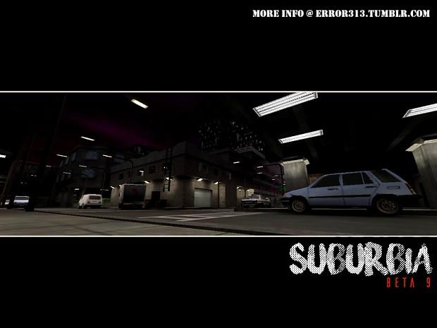 Ut4 Suburbia [Beta 9]
